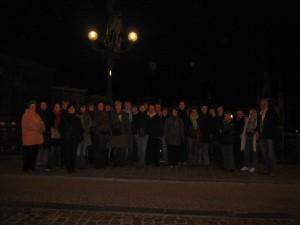 27 Veerles onder Sint-Michiel en de draak!